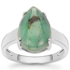 Santa Terezinha Ring in Sterling Silver 5.55cts