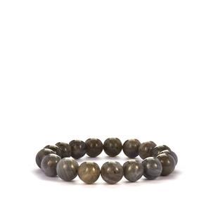 Labradorite Elastic Bracelet 195cts
