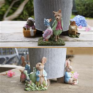 Beatrix Potter Potty Feet