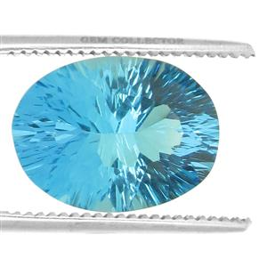 9.60ct Swiss Blue Topaz (IR)