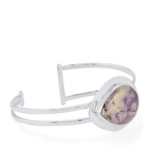 Tiffany Opal Bangle in Sterling Silver 18.20cts
