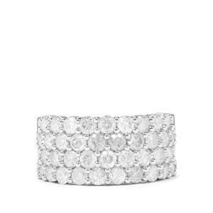 3.20ct Diamond 9K Gold Tomas Rae Ring