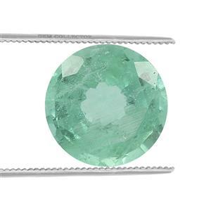 Ethiopian Emerald Loose stone  0.58ct