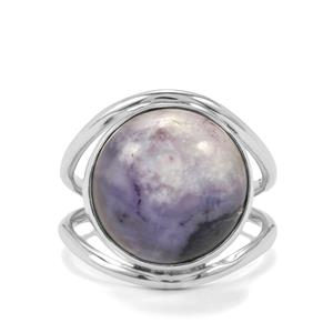 8ct Tiffany Opal Sterling Silver Aryonna Ring