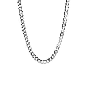 "22"" Sterling Silver Classico Curb Chain 16g"