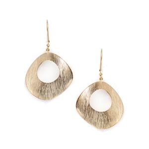 Viorelli Gold Plated Sterling Silver Earrings