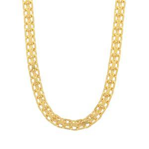 """20"""" Midas Dettaglio Diamond Cut Bismark Chain 2.68g"""