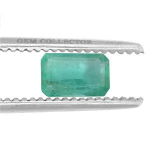 Zambian Emerald GC loose stone  1.45cts