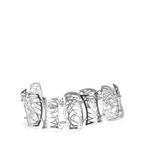 Sterling Silver Bayeux Bracelet 9.07g