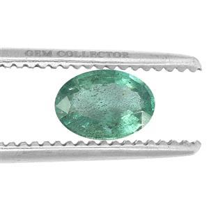 Zambian Emerald GC loose stone  1.5cts