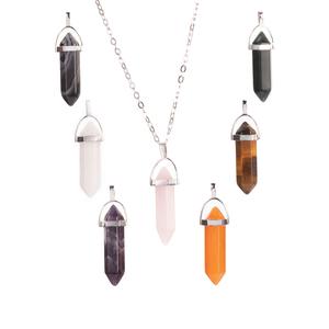 Kaleidoscope Gemstones Rhodium Flash Sterling Silver Set of 7 Pendant Necklace ATGW 122.50cts