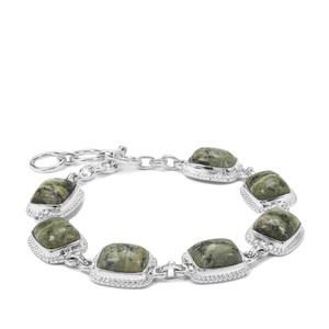 Chemin Opal Bracelet in Sterling Silver 23cts