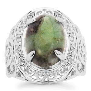 Santa Terezinha Ring in Sterling Silver 6cts