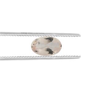 Alto Ligonha Morganite GC loose stone  0.14ct