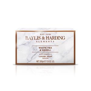 Baylis & Harding Elements White Tea & Neroli 200g Soap
