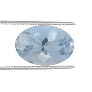 Nigerian Aquamarine Loose stone  0.33ct
