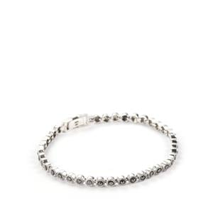 0.63ct Natural Marcasite Sterling Silver Jewels of Valais Bracelet