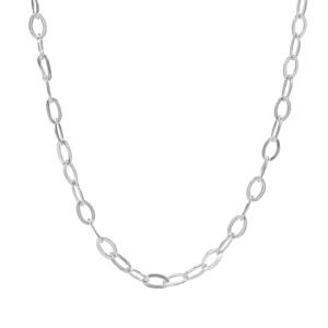 "18"" Sterling Silver Classico Oval Rolo Chain 1.65g"
