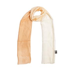 100%  Silk Hand Dyed Ombre Scarf (50x180cm)