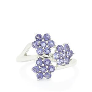 1.21ct Bengal Iolite Sterling Silver Ring