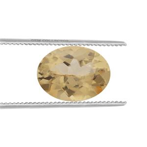 Imperial Topaz Loose stone  1.02cts