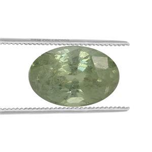 Ambanja Demantoid Garnet Loose stone  0.5ct