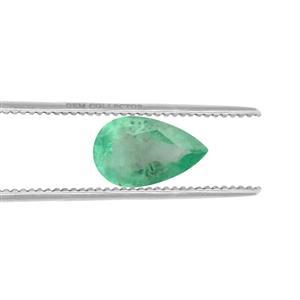 0.78ct Siberian Emerald (O)