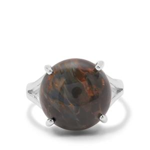 Arizona Pietersite Ring in Sterling Silver 9.50cts