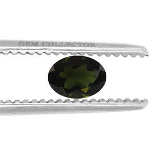 Chrome Tourmaline GC loose stone 0.90cts