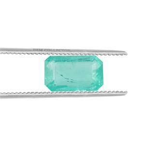 Ethiopian Emerald  0.50ct