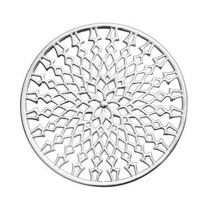 Sterling Silver Solar Energy Disc 3.47g