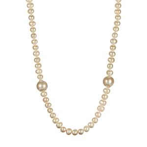 Kaori Cultured Pearl Endless Necklace