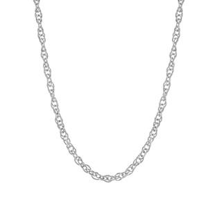 """20"""" Sterling Silver Couture Cordino Chain 1.46g"""