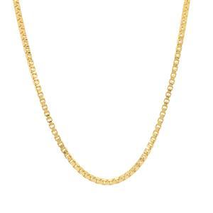 """18"""" Midas Couture Venetian Chain 2.15g"""