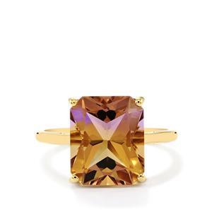 Anahi Ametrine Ring in 9K Gold 5.75cts