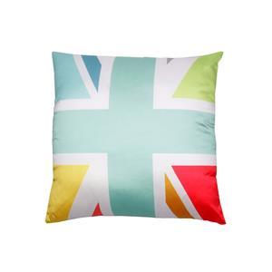 Cotton Rainbow Union Cushion Cover (45cm)