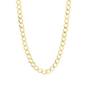 """30"""" Midas Diamond Cut Leggera Chain 4.17g"""