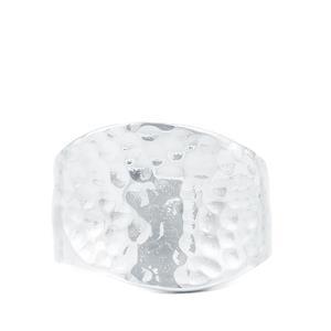 Sterling Silver Viorelli Ring