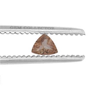Axinite GC loose stone  0.45ct