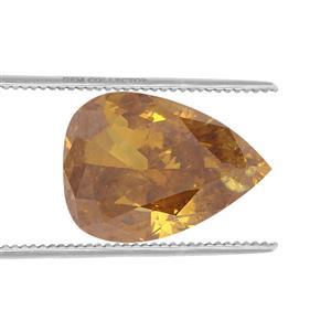 Fancy Yellow Diamond  0.62ct