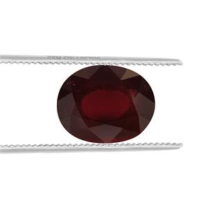 Malawi Garnet GC loose stone  5.90cts