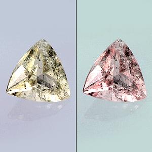 0.80cts Colour Change Petalite