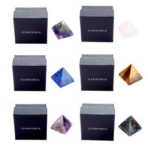 Gemstone Pyramid Paperweight ATGW 290cts
