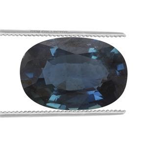 Nigerian Blue Sapphire 0.69ct