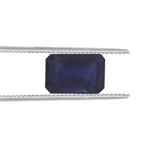 Ethiopian Blue Sapphire  0.55ct