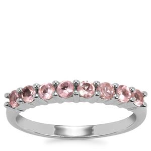 Kaffe Tourmaline Ring in Sterling Silver 0.55ct