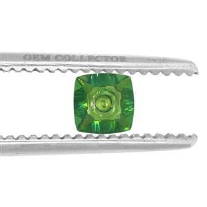 1.55ct Quasar Cut Fern Green Quartz (U)