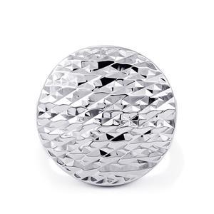 Ripples Of Light Sterling Silver Ring