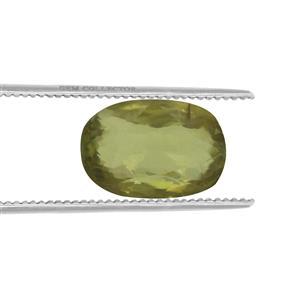 Ambilobe Sphene GC loose stone  5.58cts