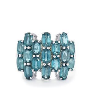 5.16ct Orissa Kyanite Sterling Silver Ring
